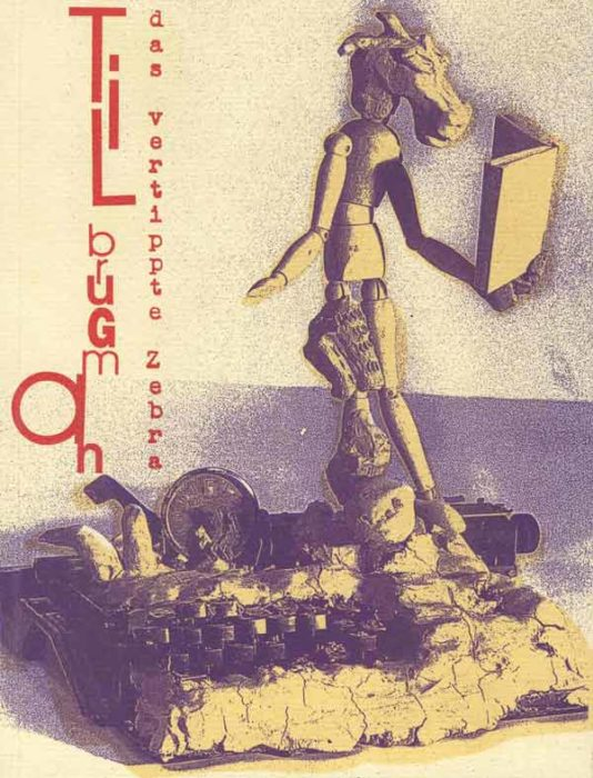 Das vertippte Zebra, Til Brugman, HoHo 1995